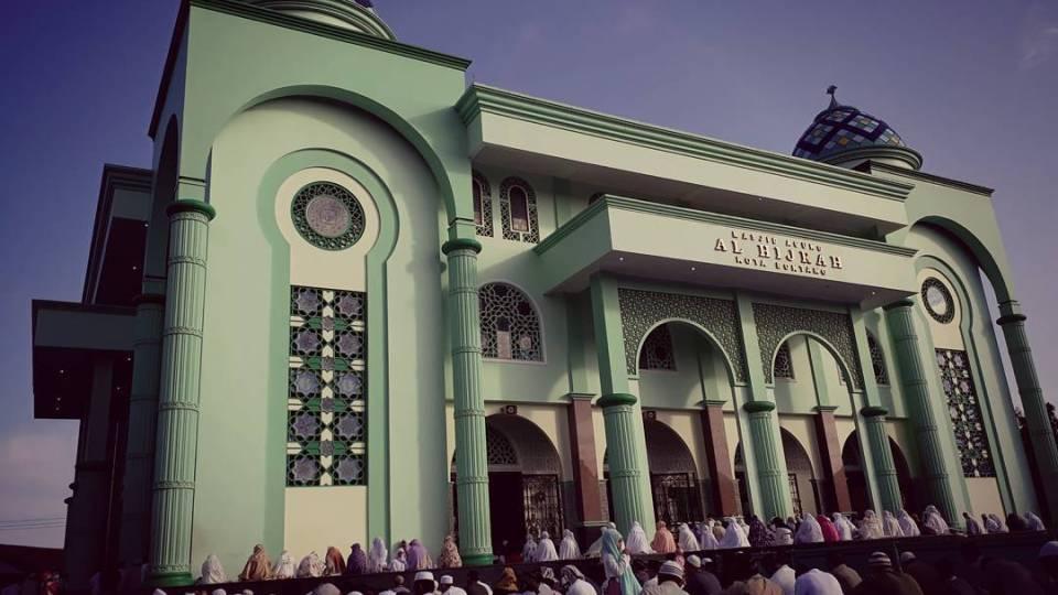 Masjid Al Hijrah, Masjid Al Hijrah Bontang, Kota Bontang, Dolan Dolen, Dolaners