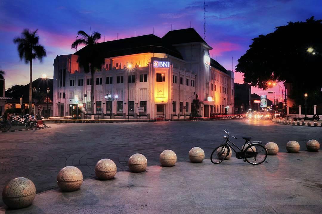 Nol Kilometer Yogyakarta, Yogyakarta, Dolan Dolen, Dolaners Nol Kilometer Yogyakarta by azhar - Dolan Dolen