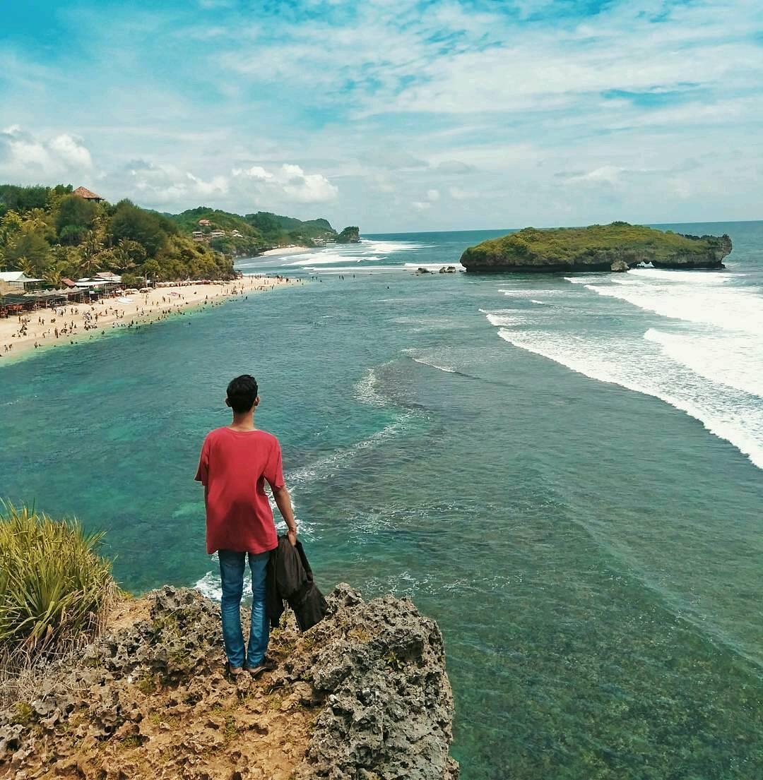Pantai Sadranan, Pantai Sadranan Yogyakarta, Yogyakarta, Dolan Dolen, Dolaners