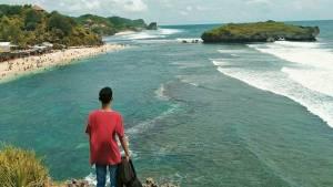 Pantai Sadranan, Pantai Sadranan Yogyakarta, Yogyakarta, Dolan Dolen, Dolaners Pantai Sadranan via imamywno - Dolan Dolen