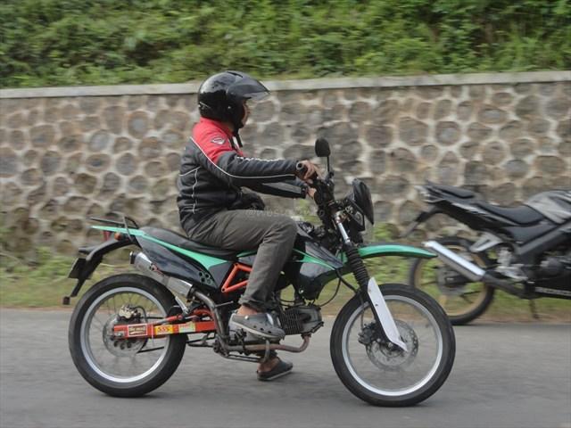 honda k125