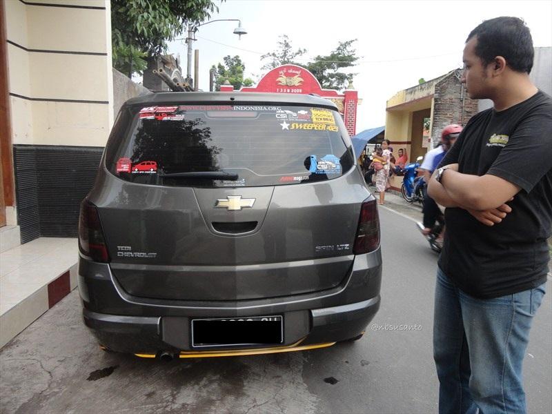 7600 Koleksi Modifikasi Mobil Chevrolet Spin Terbaru