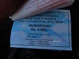 tiket karcis taman nasional baluran (1)