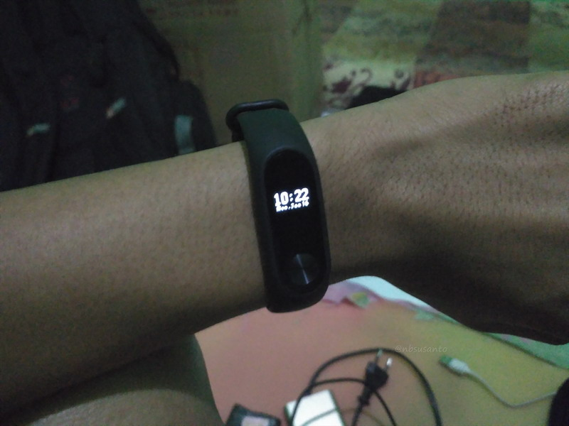 review xiaomi mi band 2 activity tracker (29)