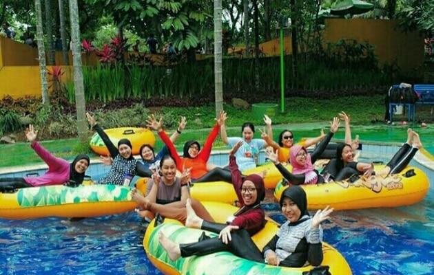 Wahana dan Alamat Lokasi The Jungle Water Adventure + Info Promo Terbaru 3
