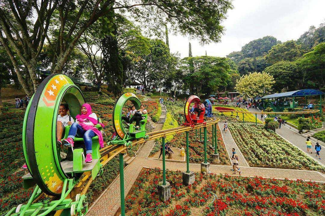 7 Foto Taman Rekreasi Selecta Batu Tiket Masuk Dan Lokasi