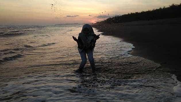 Pantai Petanahan Huhu