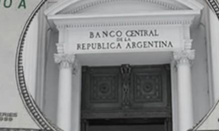 BCRA excluyó a dólares del blanqueo del tope de moneda extranjera para bancos