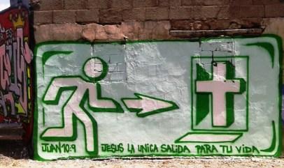 Jesus la unica salida - Por Dolar One