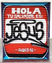 Hola tu salvador es Jesus - 2017