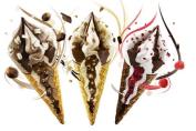glaces cornet