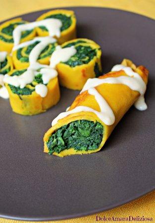 crespelle con spinaci (4)