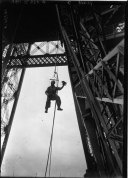 Dipingendo la Tour Eiffel