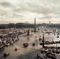 Robert Capa, Place de la Concorde - Paris