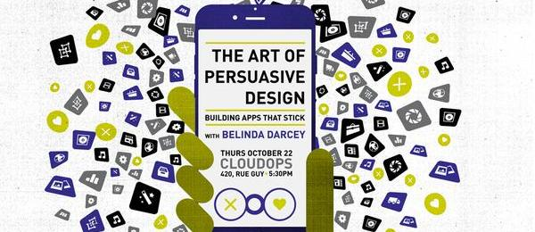 The Art of Persuasive Design: Building Apps that Stick