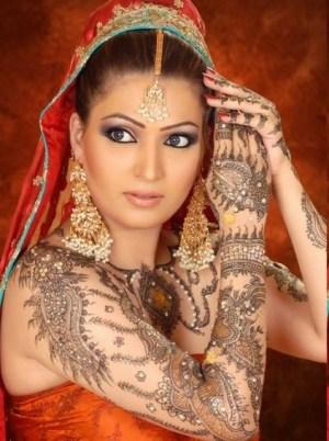 Bollywood-henna