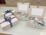 scatole - conti confetteria