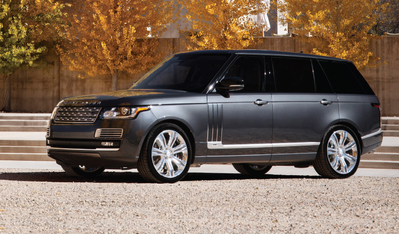 Range Rover Autobiography >> The New Range Rover Autobiography Dolce Luxury Magazine
