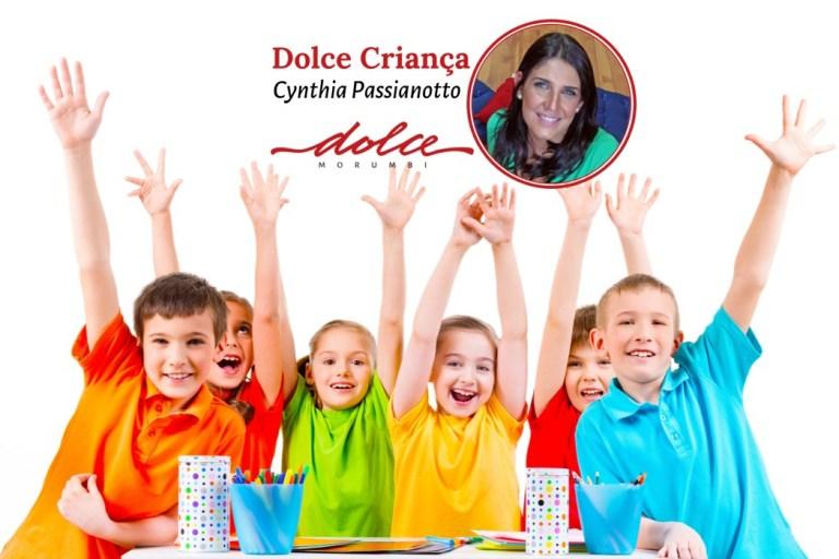 A criança feliz está em atividades que desenvolvam suas aptidões