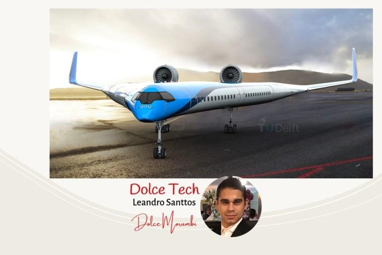 Flying-V: conheça o incrível avião que promete revolucionar a aviação no futuro