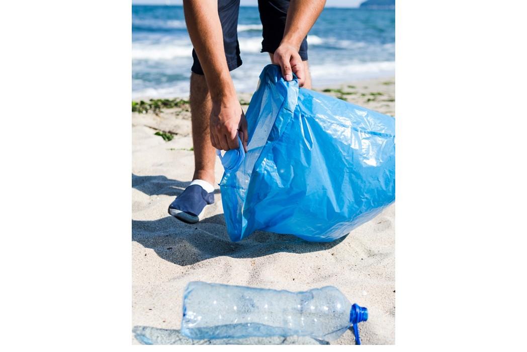 SustentaMundoBR - Parahyba - Limpeza nas praias