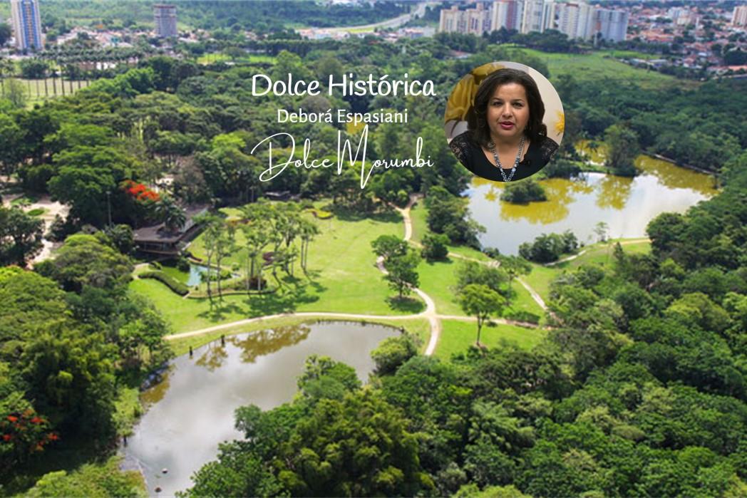 Histórias de São Paulo: Parque Burle Marx
