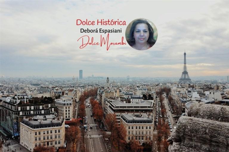 A origem dos nomes das ruas de Paris