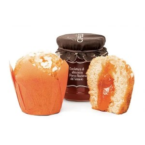 deluxe apricot muffin