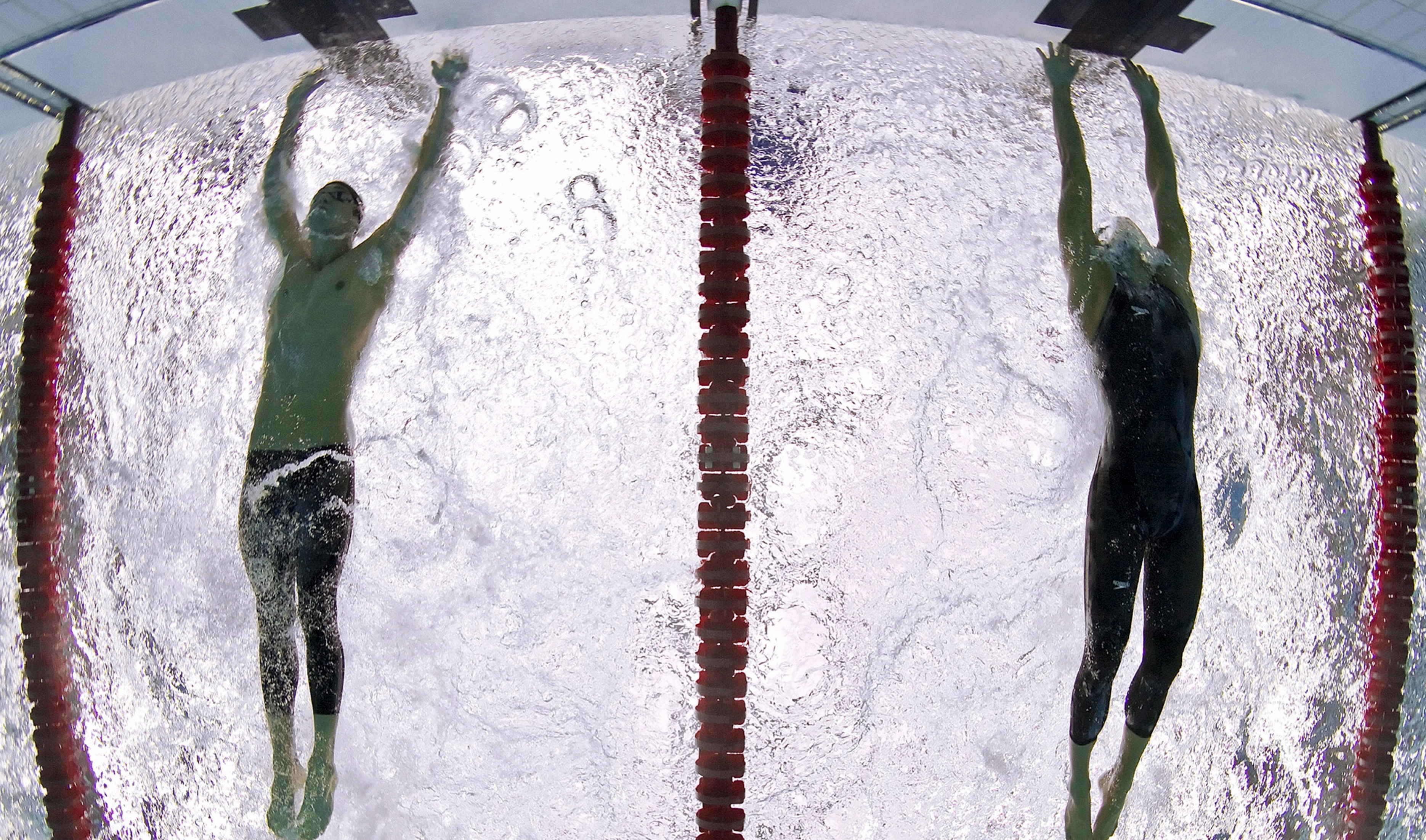 Phelps, Cavic e Woody Allen: la finale dei 100 delfino a Pechino 2008 16