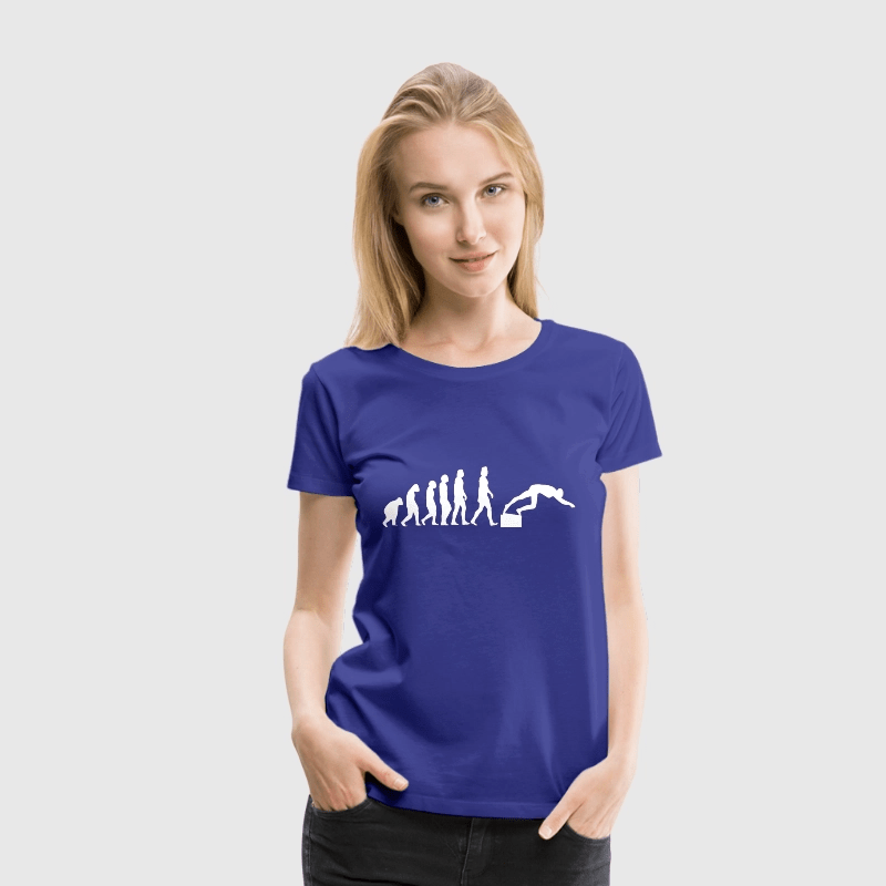 swimmer-s-evolution-maglietta-premium-da-donna