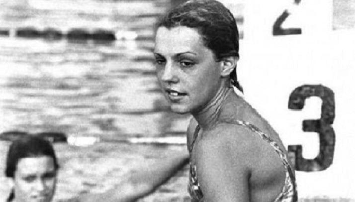 Novella Calligaris e il primo primato mondiale nella storia del nuoto azzurro 4