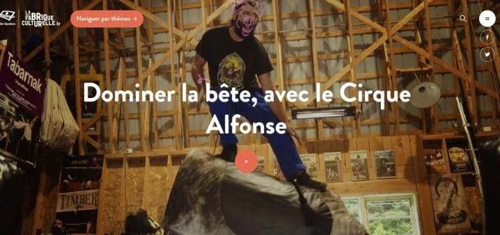 Cirque Alphonse