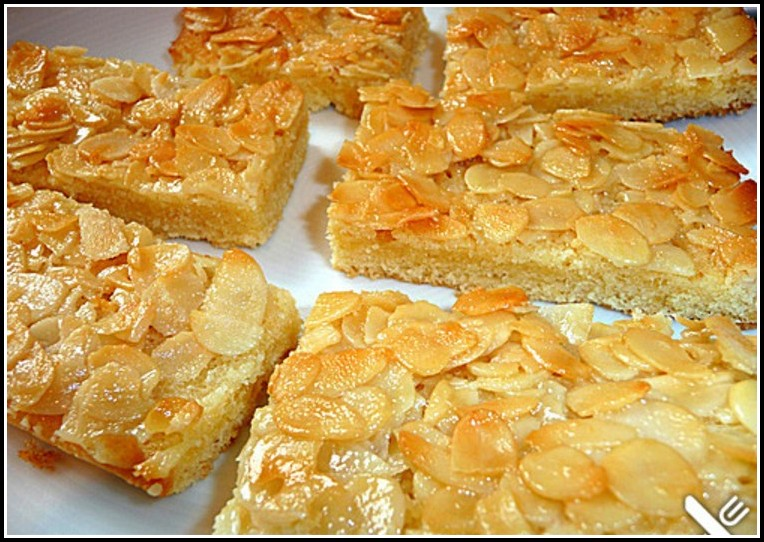 Apfel Mandel Kuchen Mürbeteig