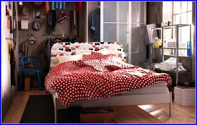 Bett Hussen Ikea