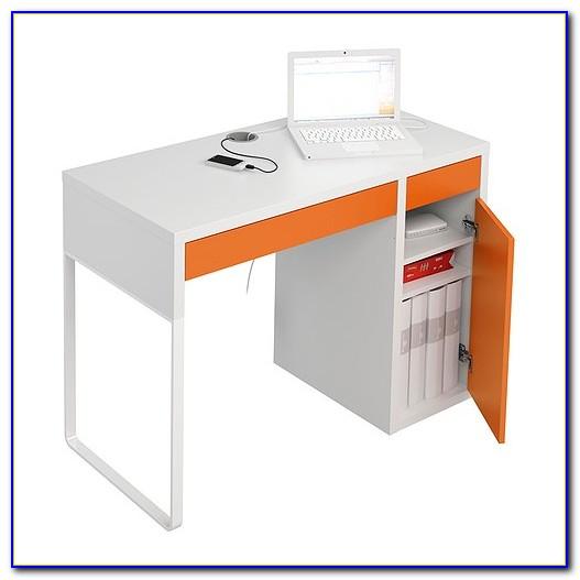 Ikea Schreibtisch Birke Furnier