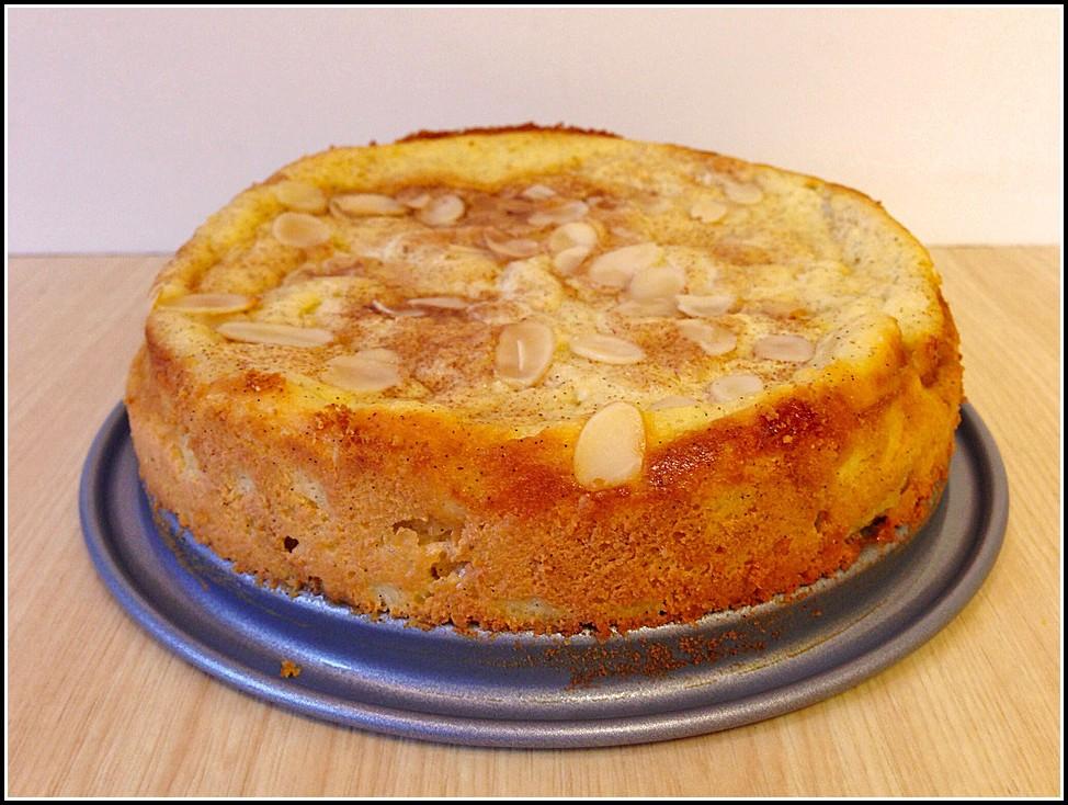 Quark Apfel Kuchen Ohne Boden