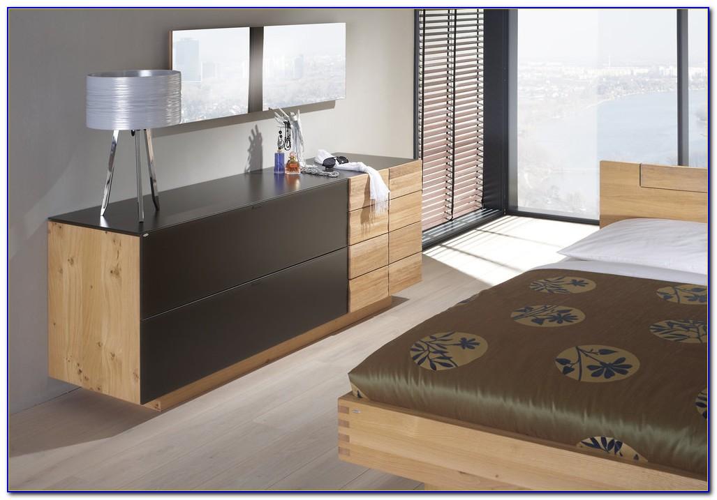 Schlafzimmer Kommoden Nussbaum