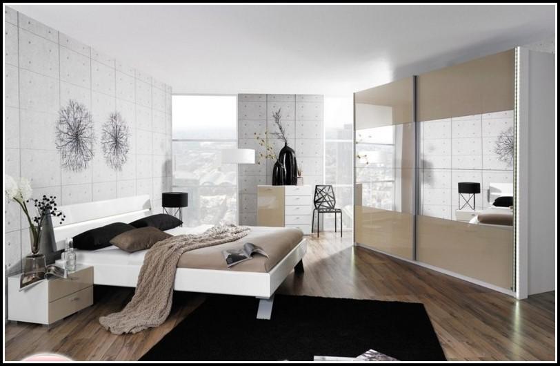 Schlafzimmer Schwebetrenschrank
