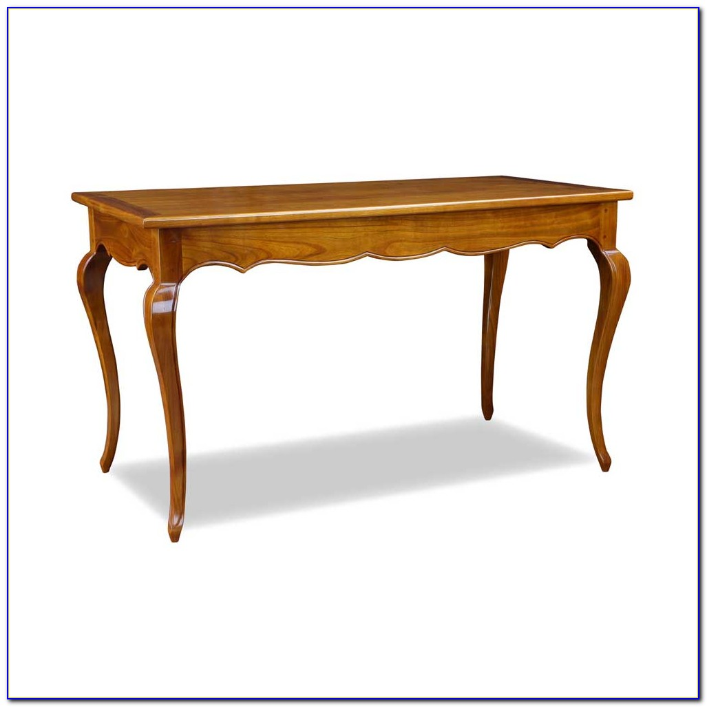 Schreibtisch Kirschbaum Furniert