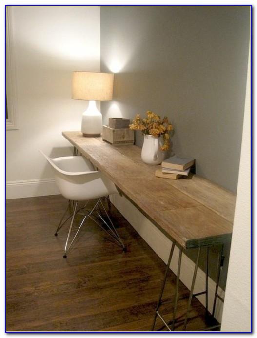 Schreibtisch Selber Machen Ikea