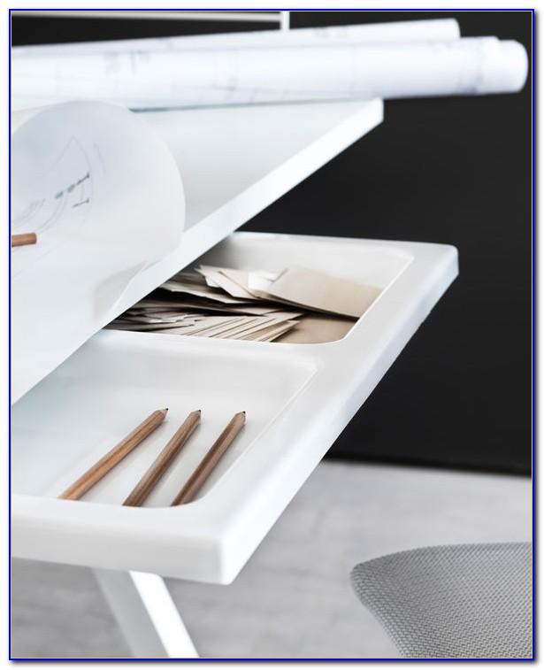 Schublade Schreibtisch Unterbau