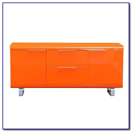 Tenzo Malibu Kommode Orange