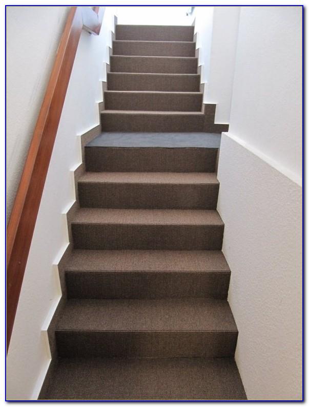 Teppich Treppe Verlegen