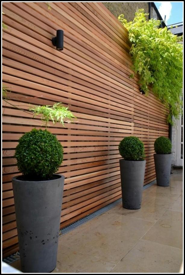 Terrasse Kunststoff Holz