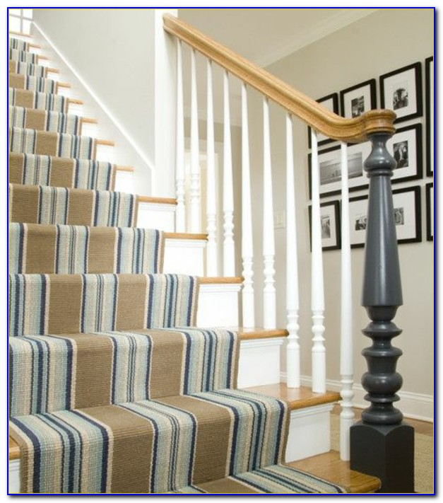 Treppe Teppich Verlegen Anleitung