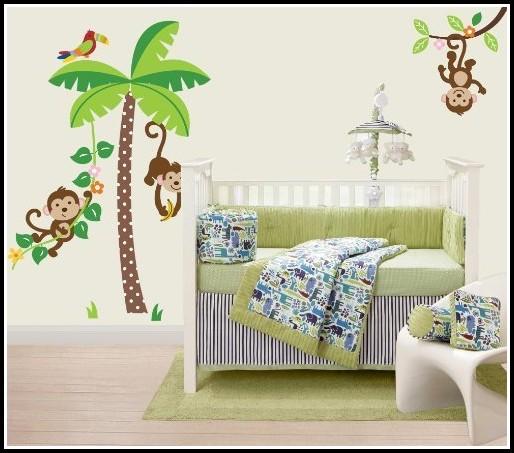 Wandtattoos Kinderzimmer Dschungelbuch