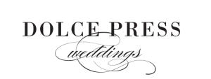 Dolce Press Weddings Logo