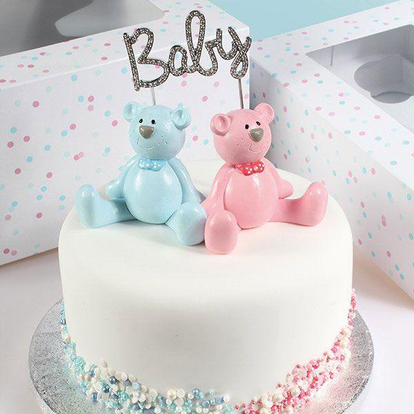 Cake Star Torten Topper Diamante Baby  Dolci Delizie
