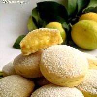 Biscotti con crema al limone una vera delizia!