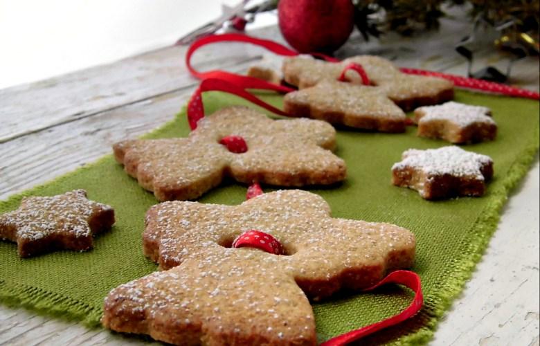 Biscotti di Natale speziati
